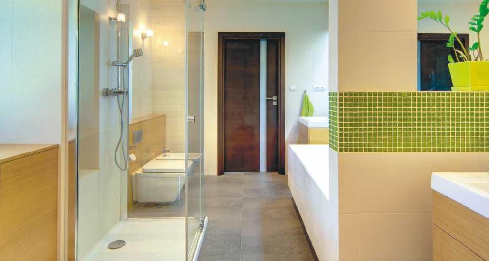 Projekt łazienki wspólnej. Jak urządzić łazienkę dla kilku osób?