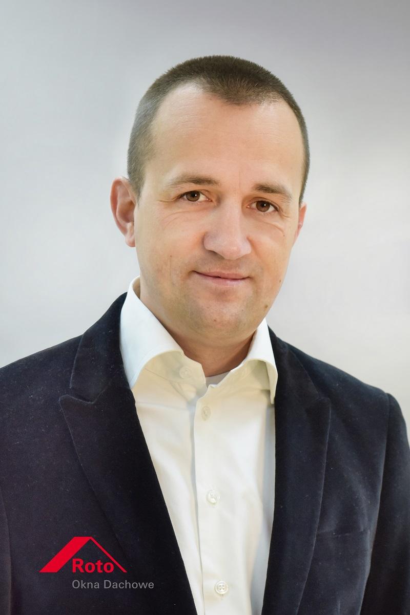 Paweł Hryniewicz, Product Manager Roto Okna Dachowe
