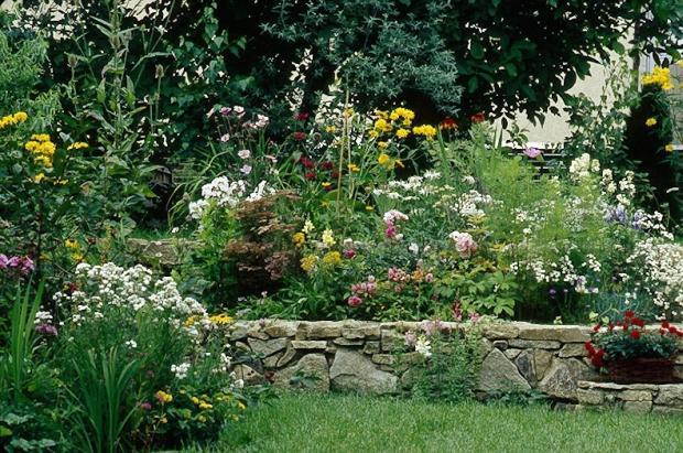Rabata kwiatowa
