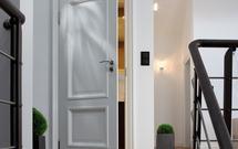 Drzwi wewnętrzne - drewniane, przesuwne, przeszklone. Zobacz galerię eleganckich drzwi