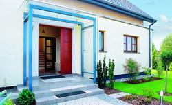 Fachowy montaż drzwi zewnętrznych. Zobacz, jak zamontować drzwi wejściowe