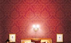 Czerwona sypialnia - nie tylko na walentynki. Zdjęcia sypialni z ognistą czerwienią w roli głównej