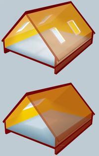 Okna dachowe - doświetlenie poddasza