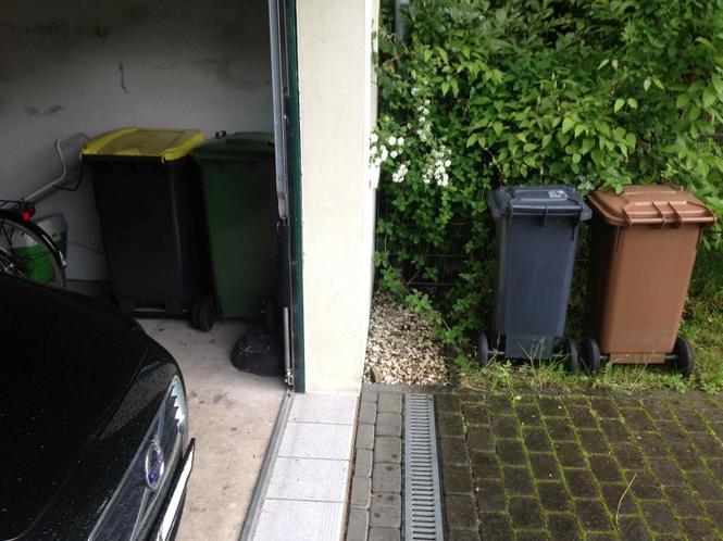 Segregacja śmieci Niemcy