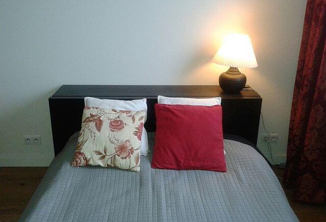 Aranżacja sypialni - przed metamorfozą
