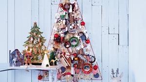 Pomysł na oryginalną choinkę. Nietypowe drzewko świąteczne zamiast tradycyjnej choinki