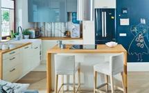Zasady projektowania kuchni. Wybór zabudowy, funkcje wyspy kuchennej, odpowiednie oświetlenie