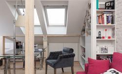 Aranżacja mieszkania na poddaszu: jak pomysłowo zaaranżować małe wnętrze?