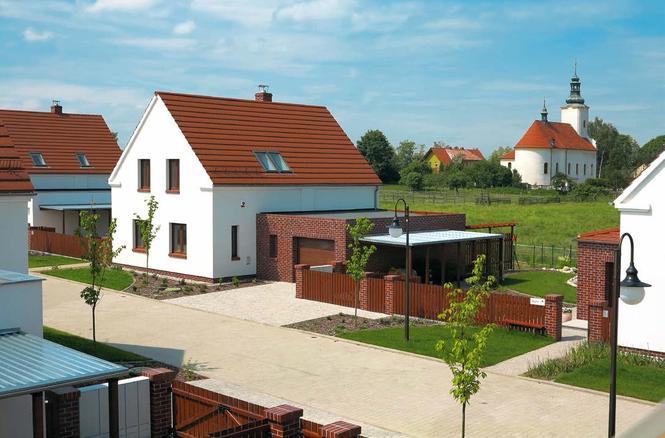 Osiedle śląskich domów