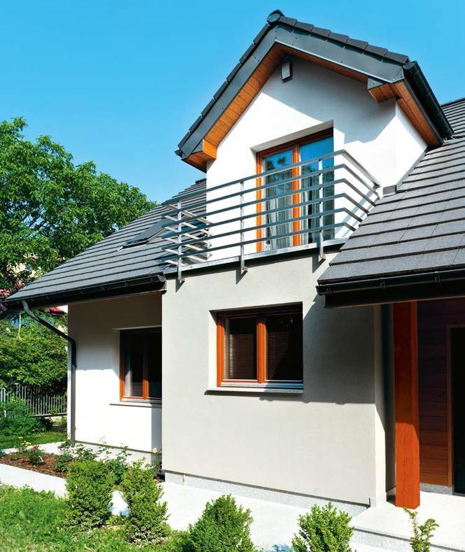 Lukarna - ozdoba dachu i domu