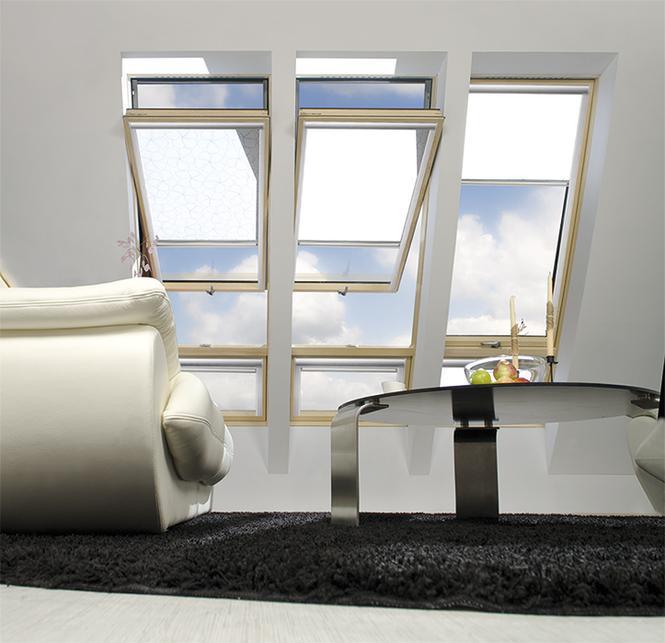 Okno dachowe Fakro FDY-V Duet proSky