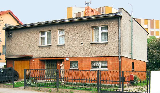 Dom przed termomodernizacją