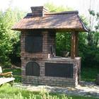 Grill murowany i wędzarnia ogrodowa - zestaw idealny