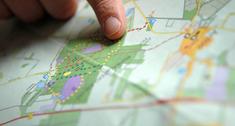RODZAJE MAP: jaka mapa geodezyjna do jakich celów?