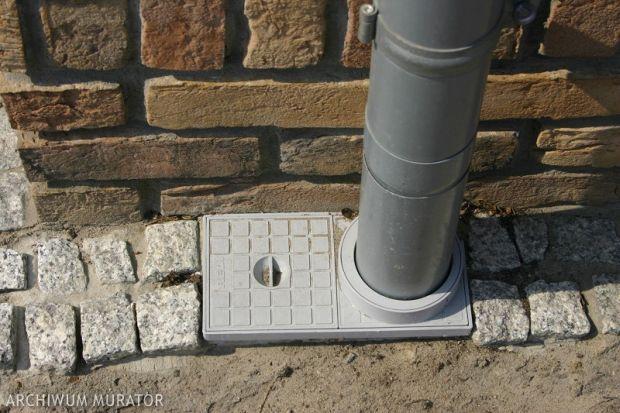 Odprowadzanie deszczówki do kanalizacji