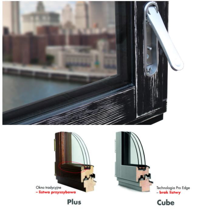 Okno Cube