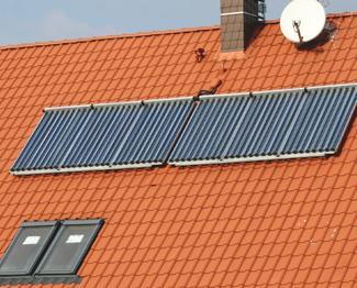 Jak kupować kolektory słoneczne: kolektor rurowy próżniowy