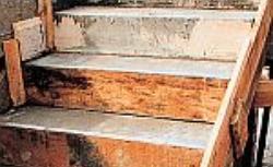 Stopnie schodów - wykończenie bez tajemnic