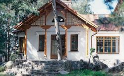 Budowa domy reprezentacyjnego. Projektowanie elewacji