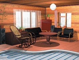 Jak zaplanować w domu ogrzewanie podłogowe - elektryczne kable grzejne