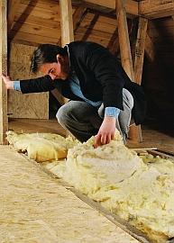 Wełna mineralna - materiał do ocieplenia stropów i podłogi